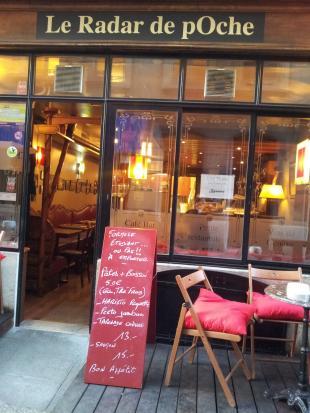 Radar De Poche Gen 232 Ve Geneva Restaurant